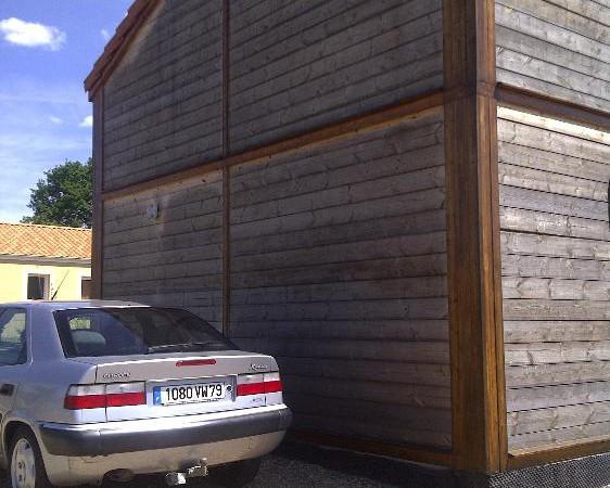 Rénovation de maison ossature bois
