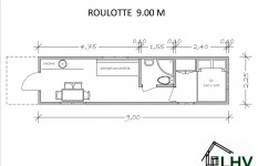 ROULOTTE 900